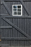 Barn Door stock image