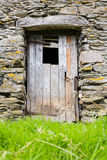 Barn Door Stock Photography