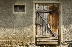 Free Barn Door Stock Photo - 44682430