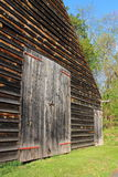 Barn Door Backgraound Royalty Free Stock Photos