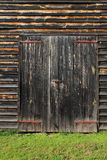 Barn Door Background Royalty Free Stock Images
