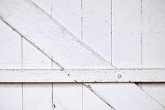 Barn door background Stock Image