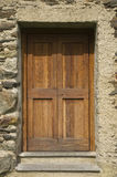 Barn door of wood Royalty Free Stock Photos