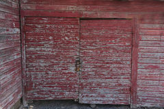 Barn doors 2 stock images