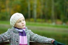 barn för flicka för lag gulligt drömma modernt Fotografering för Bildbyråer