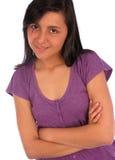 barn för kvinnlig deltagare Arkivfoton