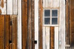 Barn Facade Stock Photo
