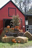Barn in Fall Royalty Free Stock Photos