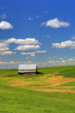 Barn in field. Stock Photography