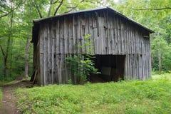 Barn at the Historic Austin House Stock Photo