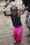 Barn i Madagascar Royaltyfria Foton
