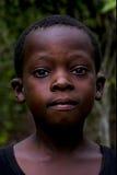 barn i zanzibar Royaltyfri Fotografi
