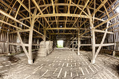 Barn Interior Stock Images