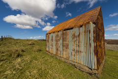 Barn on the Isle of Skye Stock Images
