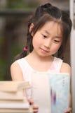 barn lärer Royaltyfria Bilder