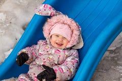 barn little Royaltyfria Foton