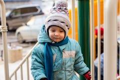 barn little Arkivfoto