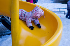 barn little Royaltyfri Bild