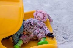 barn little Royaltyfri Foto