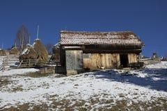 Barn in Magura Royalty Free Stock Photo