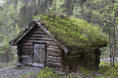 Barn in Norway Stock Images