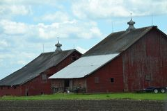 Barn Royalty Free Stock Photography