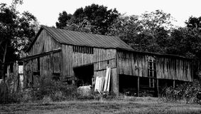 The Barn Royalty Free Stock Photo
