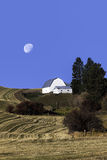 Barn on the Palouse. Stock Images