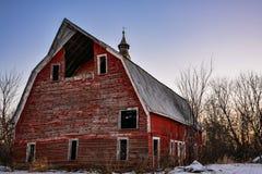 Barn Photography Stock Photo