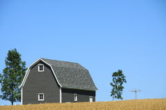 Barn in Prince Edward Island Stock Images