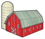 Barn royalty free illustration