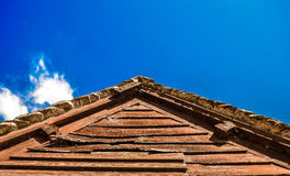 Barn Roof, Bibury, England Royalty Free Stock Photography