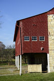 Barn in rural Pennsylvania Royalty Free Stock Image