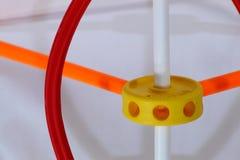 Barn` s Toy Creation Right fotografering för bildbyråer