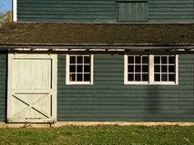 Barn-side Royalty Free Stock Photography
