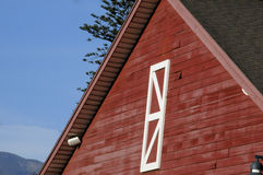 Barn side Stock Photography