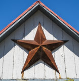 Barn Star Royalty Free Stock Photos