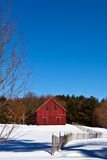 Barn style home Royalty Free Stock Photo