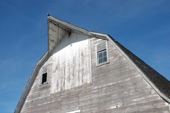 Barn Top Royalty Free Stock Photography