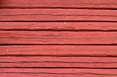 Barn wall. Red old swedish barn wall to use as background or for your own design royalty free stock photo