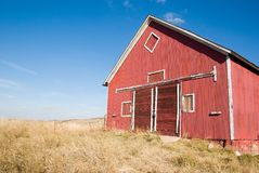 Barn window Royalty Free Stock Photography
