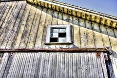 Barn Window Royalty Free Stock Photos