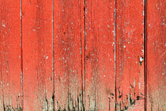Barn wood texture. Rustic red barn wood texture Royalty Free Stock Images