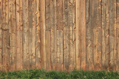 Barn wood. Royalty Free Stock Image