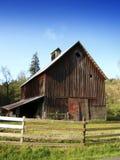 Barn yard Stock Image