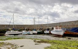 Barna Harbour Royalty Free Stock Photography