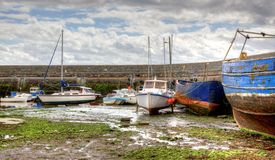 Barna Harbour Stock Photography