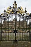 barnard bowes kasztelu wejścia muzeum zdjęcia royalty free