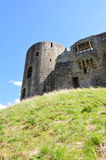 Barnard Castle. Teasdale, UK. Photo taken April 2015 Royalty Free Stock Images