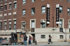 Barnard College stockbilder